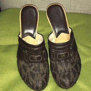 Michael kors vintage heels